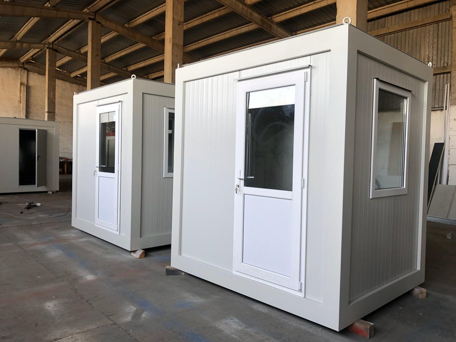 Containere Pază -